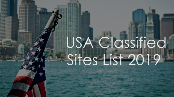 USA Classified Sites List 2019