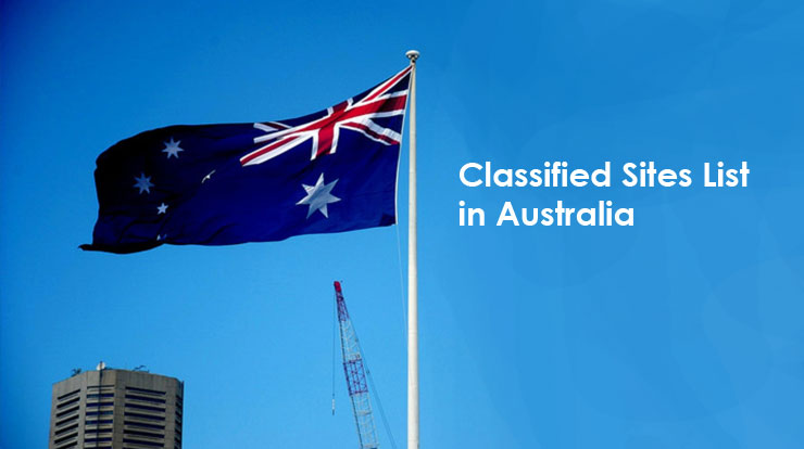 classified sites list in australia